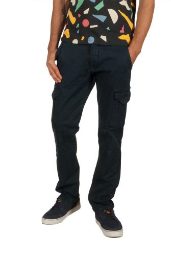 Superior Vintage cargo pants navy