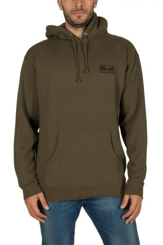 Obey No one men's hoodie army