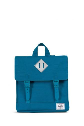 Herschel Supply Co. Survey Kids backpack ocean depths/reflective rubber
