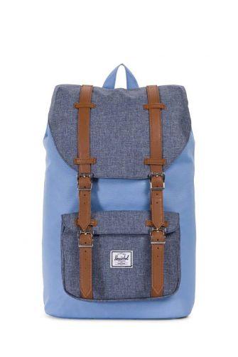 Herschel Supply Co. Little America mid volume backpack hydrangea/dark chambray crosshatch