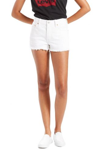 LEVI'S 501® denim shorts super sonic