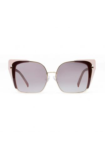 Kaibosh sunglasses Queen Bee brown pollen/gold