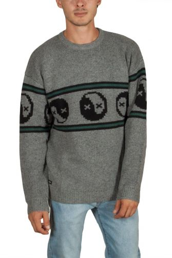 Globe Scandal men's sweater grey