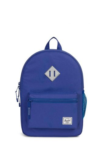 Herschel Supply Co. Heritage Youth backpack deep ultramarine/silver reflective