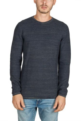 Minimum Reiswood jumper navy melange