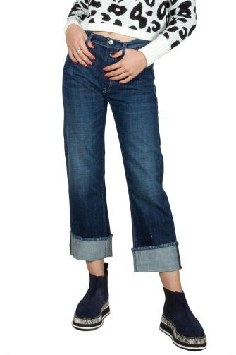 Replay Renalei cropped boyfit jeans