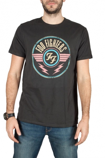 Amplified Foo Fighters FF Air t-shirt charcoal