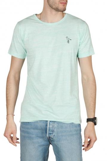 Anerkjendt Ralf slub t-shirt light green