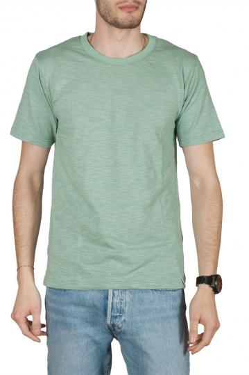 Anerkjendt Rod slub t-shirt green