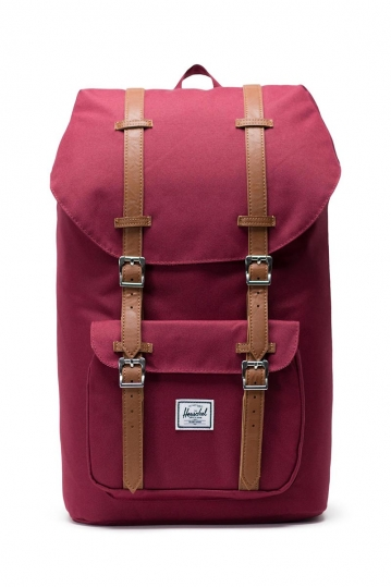 Herschel Supply Co. Little America backpack windsor wine/tan