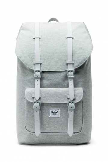 Herschel Supply Co. Little America backpack light grey crosshatch