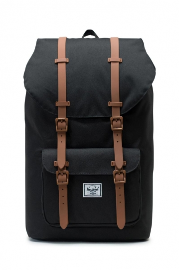 Herschel Supply Co. Little America backpack black/saddle brown