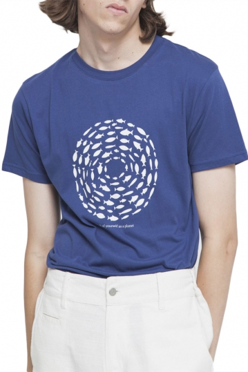 Thinking Mu organic cotton t-shirt Think Planet