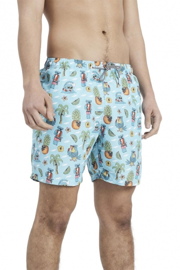Boardies men's swim shorts Mulga Koala