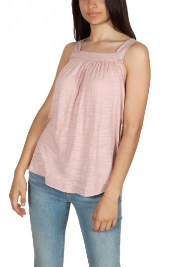 Free People Good for you tank pink