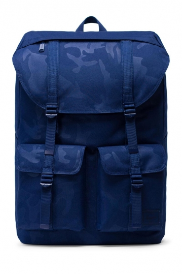 Herschel Supply Co. Buckingham backpack Delta medieval blue/camo