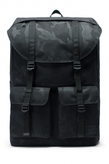 Herschel Supply Co. Buckingham backpack Delta black/camo