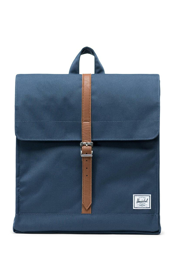Herschel Supply Co. City mid volume backpack navy/tan