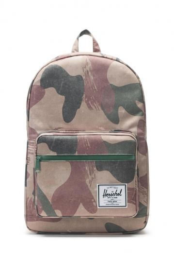 Herschel Supply Co. Pop Quiz backpack brushstroke camo