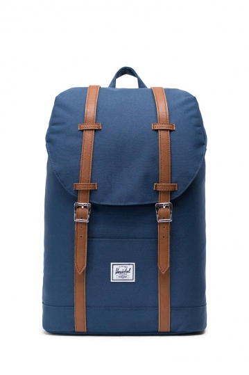 Herschel Supply Co. Retreat mid volume backpack navy