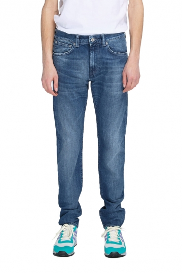 EDWIN ED-80 slim tapered jeans  - Birger wash