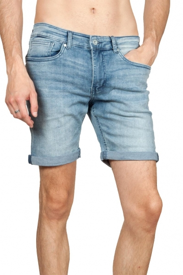 Gnious men's denim shorts