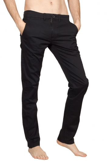 Gnious Jagow chino pants black