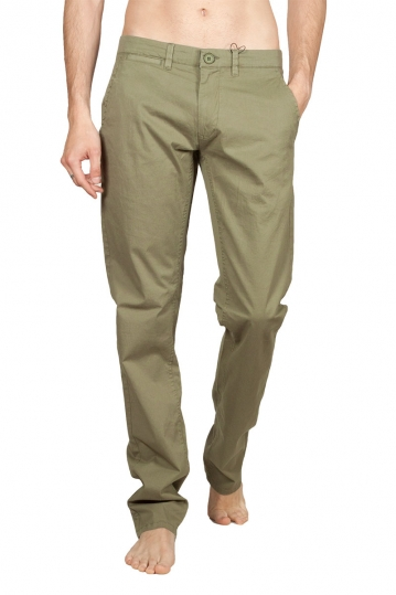 Gnious Jagow chino pants wilderness green