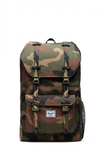 Herschel Supply Co. Little America Youth backpack woodland camo