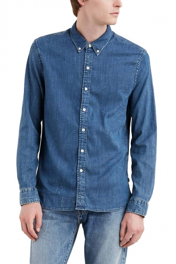 Levi's® Pacific shirt dark acid blue