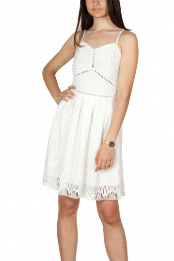 Rut and Circle lace strap dress