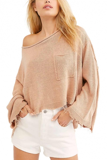 Free People Prism oversized sweater