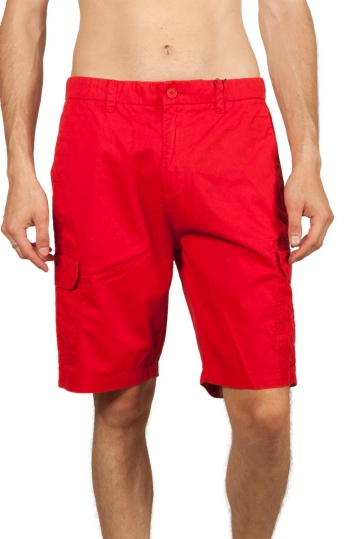 Gnious Beloro cargo pants red