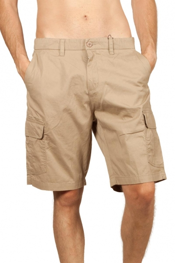 Gnious Beloro cargo pants sand