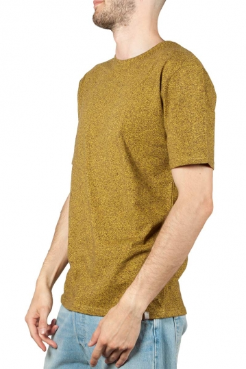 Minimum Wilson t-shirt mustard melange