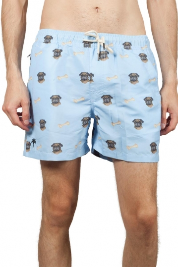 OAS Pug men's swim shorts
