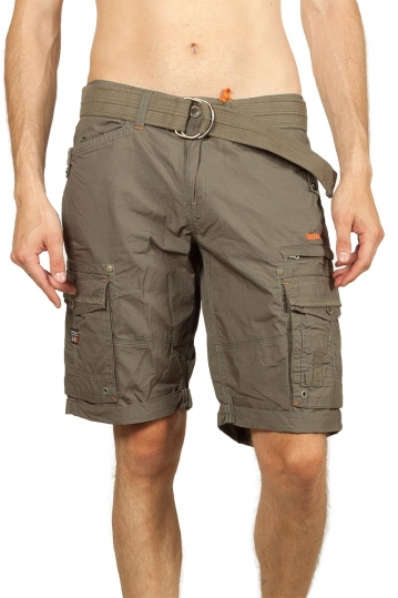 Ritchie cargo shorts khaki brown