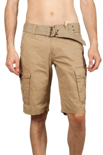Ritchie cargo shorts coconut - Bastaing