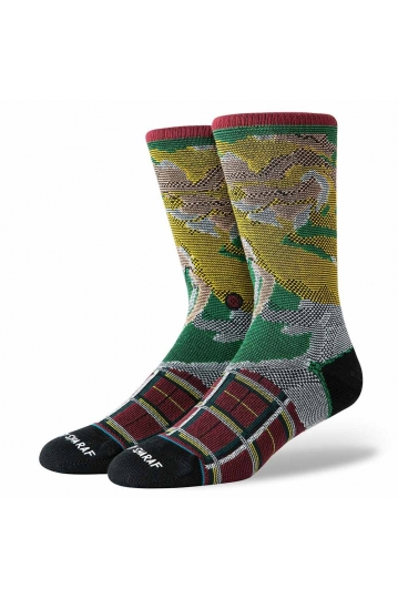 Stance Burnt Rainbow men's socks