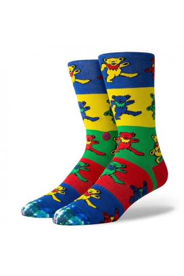Stance Grateful Bearz men's socks