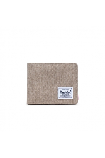 Herschel Supply Co. Hank RFID wallet kelp crosshatch/kelp