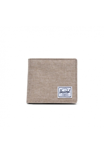 Herschel Supply Co. Hans XL coin wallet RFID kelp crosshatch/kelp