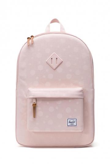 Herschel Supply Co. Heritage backpack polka cameo rose