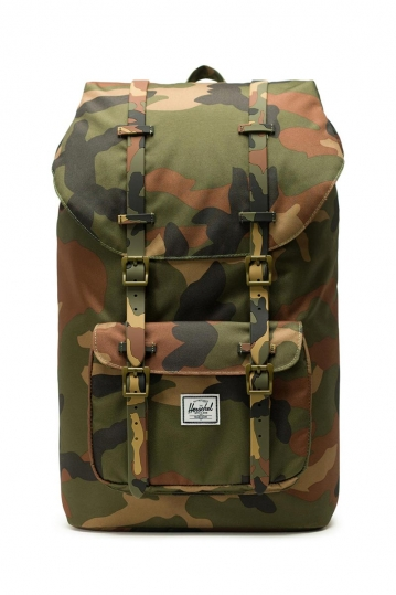 Herschel Supply Co. Little America backpack woodland camo