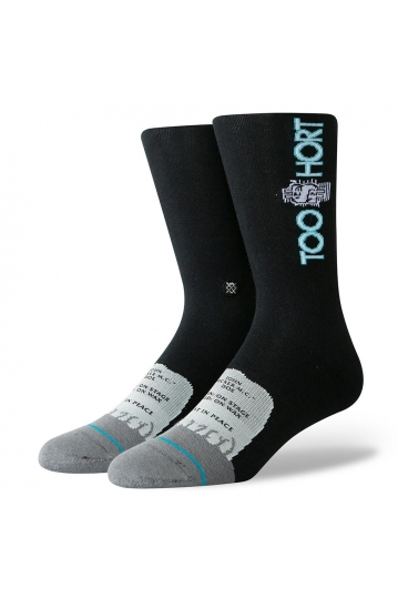 Stance Too $hort men's socks