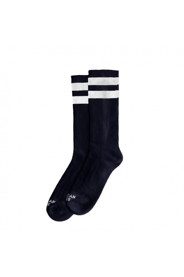 American Socks Back in black I - men