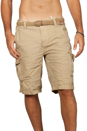 Eight2Nine ripstop cargo shorts beige