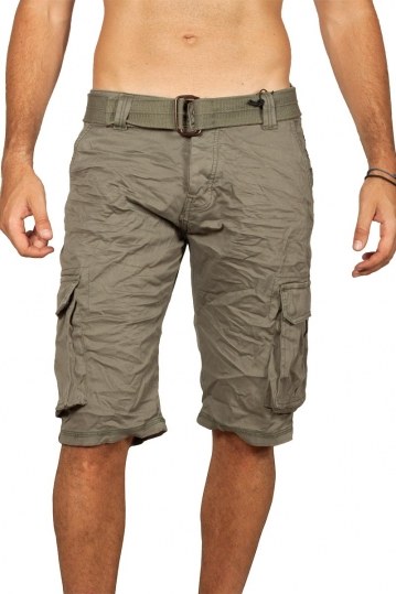 Urban Surface cargo shorts khaki