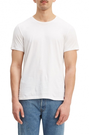 Levi's® slim fit crewneck t-shirt white