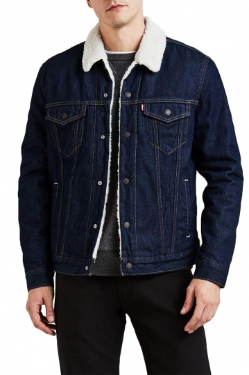 Levi's® sherpa trucker jacket rockridge